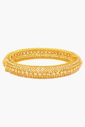 MALABAR GOLD AND DIAMONDSWomens 22 KT Gold Bangle - 201203626