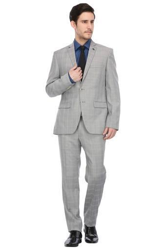 PARK AVENUE -  GreySuits & Blazers & Ties - Main