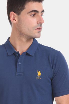 U.S. POLO ASSN. - BlueT-Shirts & Polos - 5