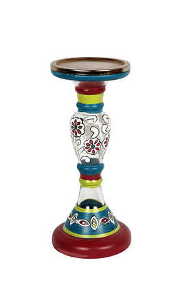 ADARA Indi Pillar Candle Holder