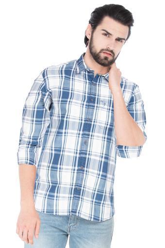 INDIAN TERRAIN -  IndigoShirts - Main