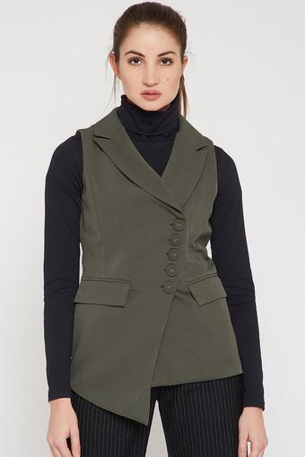 MARIE CLAIRE -  OliveJackets & Shrugs - Main