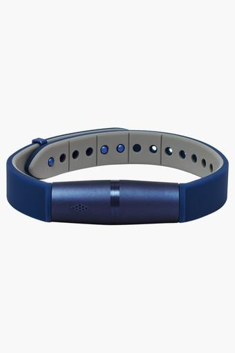 Activity Tracker And Sleep Monitor - Q Motion Navy Silicone FTJ1105