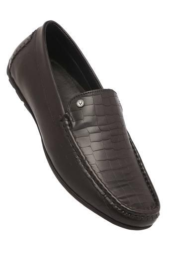ALLEN SOLLY -  Tan Formal Shoes - Main