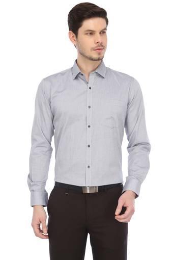 PARK AVENUE -  Light GreyShirts - Main