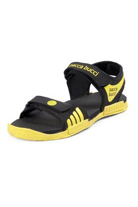 Mens Casual Wear Velcro Closure Sandals