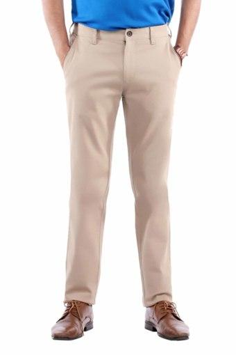 BURNT UMBER -  BrownFormal Trousers - Main