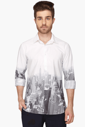 Mens Graphic Print Shirt