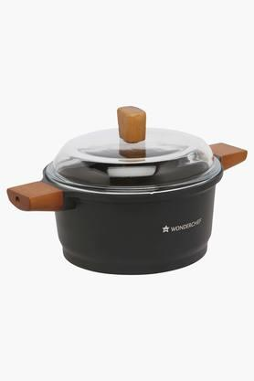 WONDERCHEF Round Casserole With Lid And Handle - 20 Cms - 202457653_9999