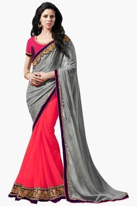 MAHOTSAVWomens Designer Party Wear Saree - 201714130