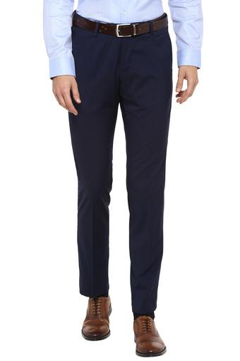 U.S. POLO ASSN. FORMALS -  Black Cargos & Trousers - Main