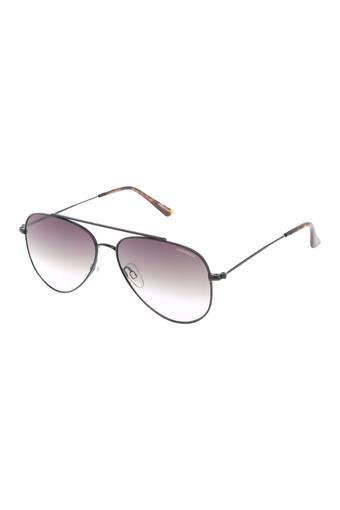 Mens Aviator UV Protected Sunglasses - 4255-C04