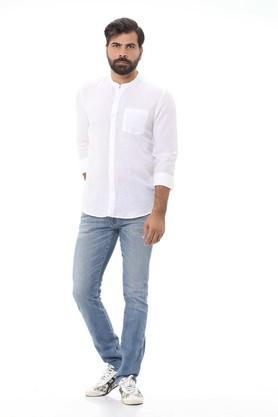 LIFE - WhiteCasual Shirts - 3