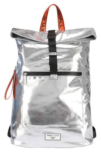 KENDALL + KYLIE -  Silver Backpacks - Main