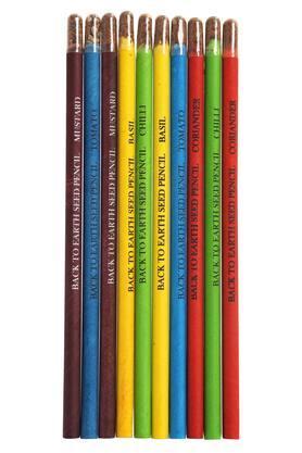 Eco Seed Colour Pencil Set of 10