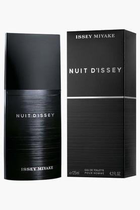 ISSEY MIYAKEL'Eau D'Issey Pour Homme Nuit Eau De Toilette Spray For Men - 125ml