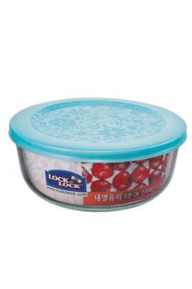 LOCK & LOCK Classics Round Bake And Store Container - 800ml