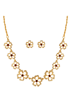 TOUCHSTONE Necklace Set - 9295945