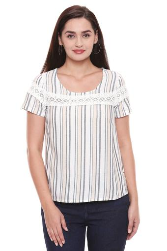 MSTAKEN -  Off White Mstaken Shop for Rs.3999 and Get Rs.500 off - Main