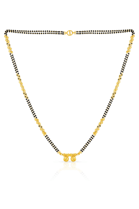MALABAR GOLD AND DIAMONDS Womens Malabar Gold Mangalsutra - 201594383