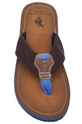 U.S. POLO ASSN. - Brown Sandals & Floaters - 2
