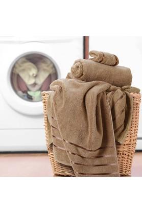 SPREAD - BrownBath Towel - 1