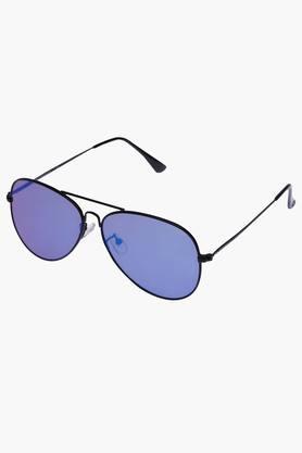 Unisex Aviator Polycarbonate Sunglasses GA90104 C.91