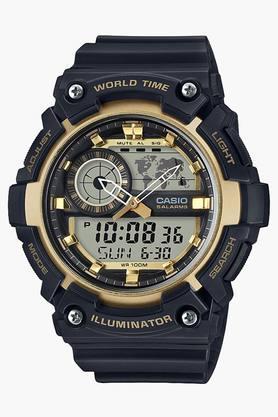 Mens AEQ-200W-9AVDF (AD212) Youth Combination Analog-Digital Watch