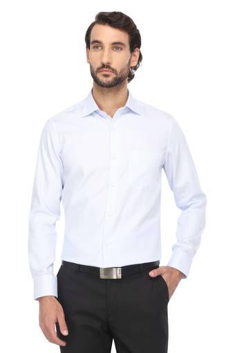 LOUIS PHILIPPE -  Light Blue Formal Shirts - Main