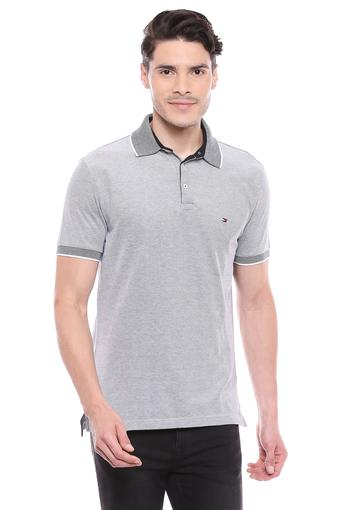 TOMMY HILFIGER -  GreyT-shirts - Main