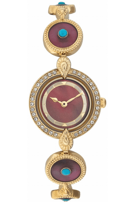 TITAN Ladies Watch With Metallic Strap - Raga Collection - NE9903YM01J