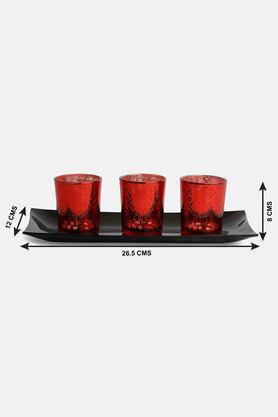 IVY - RedCandle Holders - 4