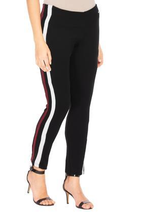 ALLEN SOLLY - CreamTrousers & Pants - 2