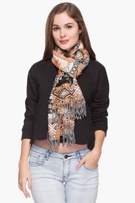 EXCLUSIVE LINES FROM BRANDS Womens Printed Shawl - 201644472