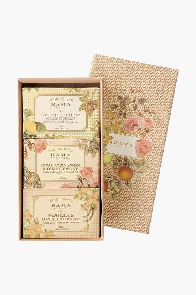 Natural Soap Gift Box - 500 GM