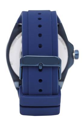 Mens Navy Blue Dial Multi Function Watch - W1049G7