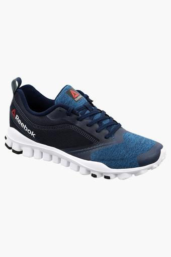 Mens Synthetic Lace Up Sports Shoes