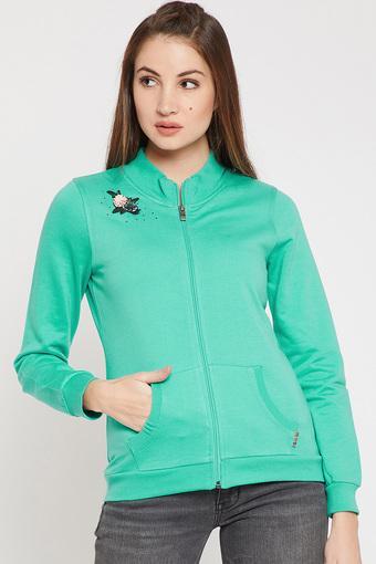 RARE -  GreenSweatshirts - Main