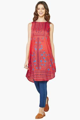 GLOBAL DESI Women Printed Kurta