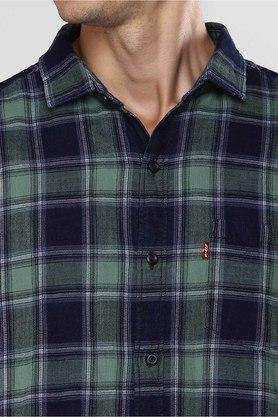 LEVIS - Green Casual Shirts - 4