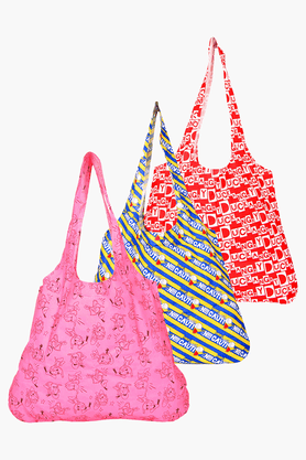 BE FOR BAG Womens Disney Resort Tote Handbag (Set Of 3)