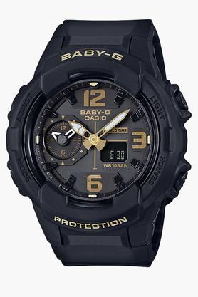 Womens BGA-230-1BDR (B170) Baby-G Analog-Digital Watch