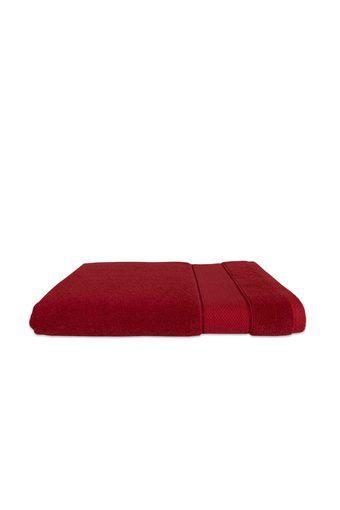 SPACES -  RedBath Towel - Main
