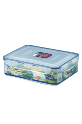 LOCK & LOCK Classics Rectangular Food Container - 3.9 Litres