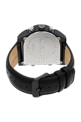 Mens Chronograph Leather Watch - PL15379JSB02
