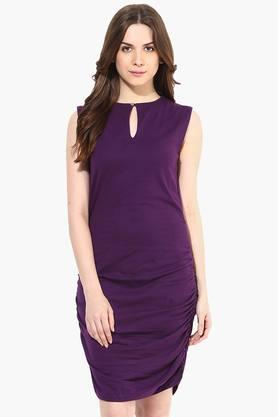 Buy Partywear One Piece Dresses For Womens   Shoppers Stop