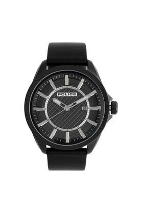 Unisex Analogue Leather Watch - PL15408JSB02