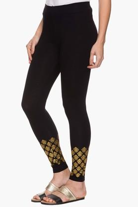Womens Printed Leggings