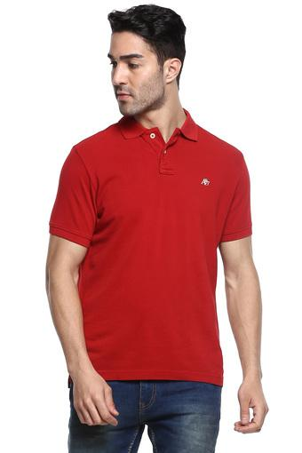 AEROPOSTALE -  Red T-shirts - Main