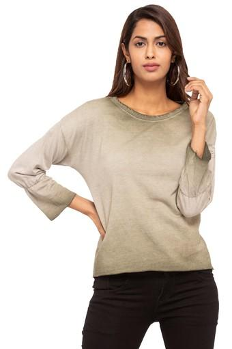B379 -  OliveSweatshirts - Main